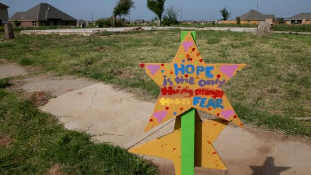 Moore Tornado Anniversary Memorial