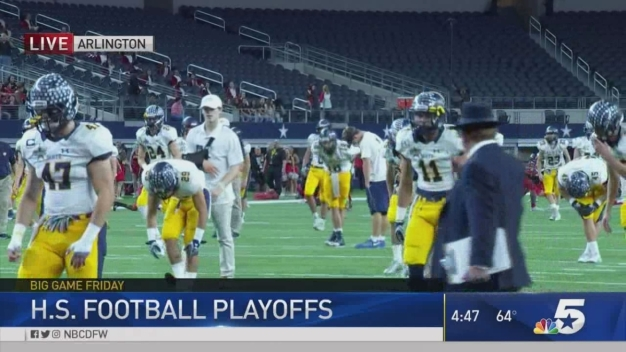 Big Game Friday: Highland Park vs. Mansfield Legacy