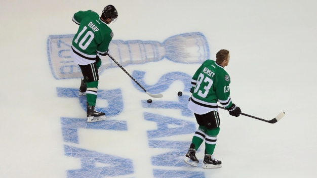 Dallas Stars Playoff Schedule