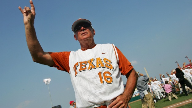 Augie Garrido, Star College Baseball Coach, Out at Texas