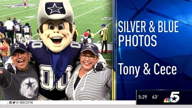 Cowboys Fan Photos - November 1, 2016