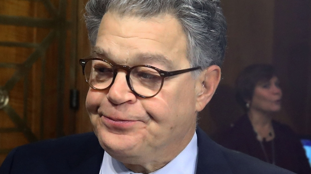 NTX Woman Accuses Sen. Franken of Grabbing Her in 2010