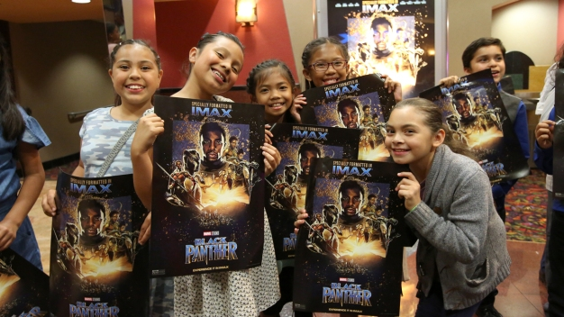 Disney Helps Fund STEM Following 'Black Panther' Success
