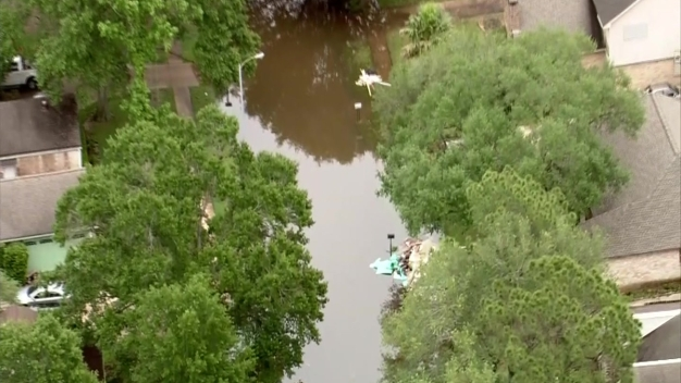 Houston-Area Reservoirs Drained After Spring Storms