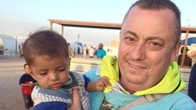 Alan Henning's Wife Pleads With ISIS to Release