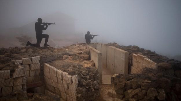 Militants Attack U.N. Peacekeepers in Golan Heights