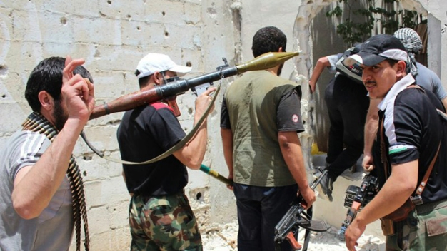 ISIS Battle Plan: Who Are the Syrian Rebels?