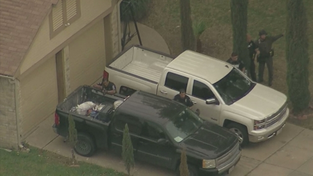 SWAT Standoff in Arlington Ends after Son Shoots Father