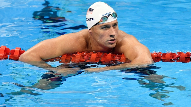 Further Action Coming in Lochte's Case, USOC Says