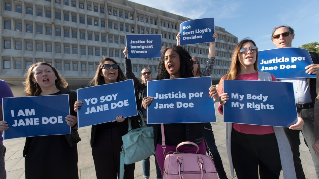 Court Rules Against Trump on Immigrant Teen Abortion Policy