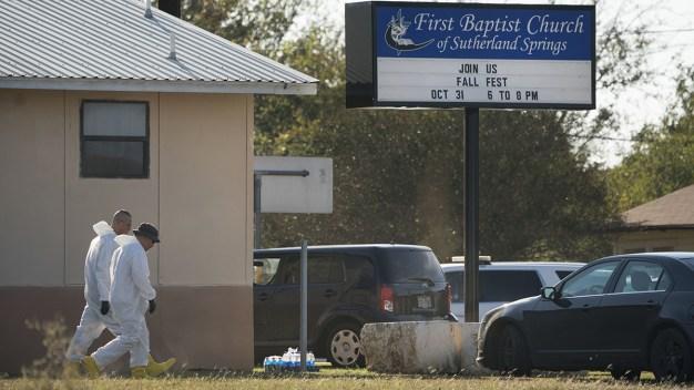 Texas Church Gunman Described as Controlling, Quick to Anger
