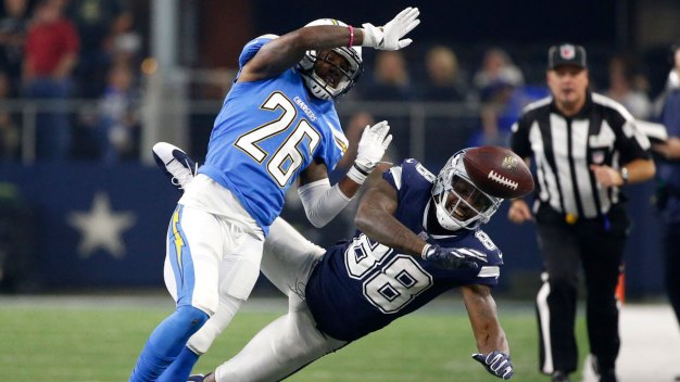 Rivers, Chargers Beat Fading Cowboys on Thanksgiving Day