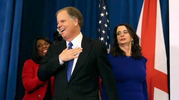 What Doug Jones' Election Means for Senate Politics