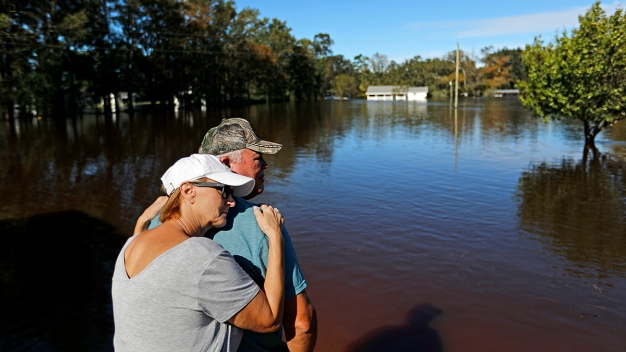 Long Recovery Ahead for Carolinas From Florence Flooding
