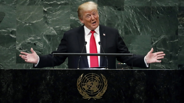 'Didn't Expect That': Trump's Boasts at UN Draw Laughs