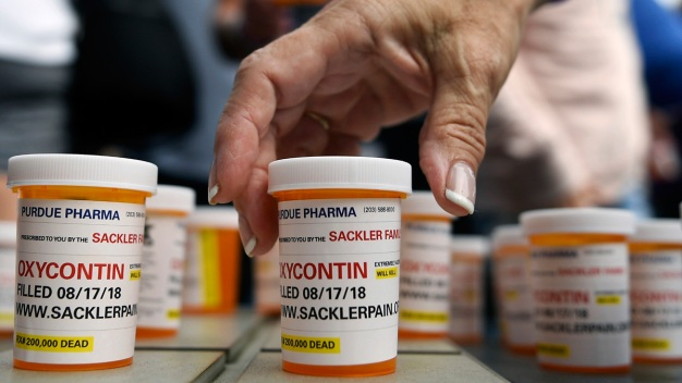 Oklahoma Judge to Deliver Judgment in State's Opioid Lawsuit