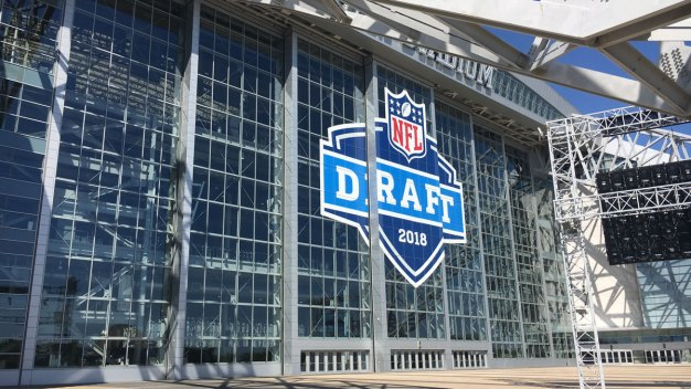 Mr. Cowboy to Take the Stage at NFL Draft