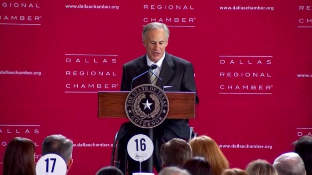 Abbott Addresses Dallas Regional Chamber
