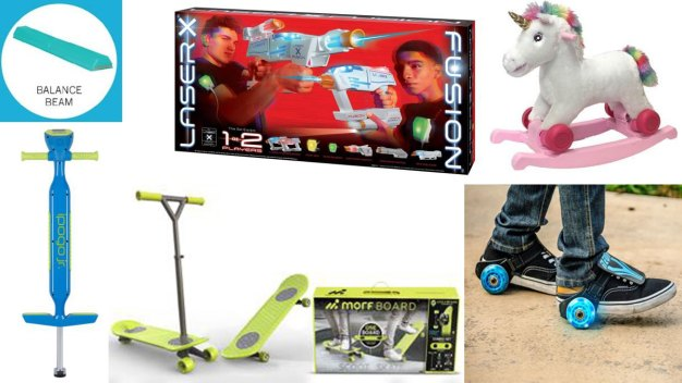 The Hottest Toys to Keep Kids Active