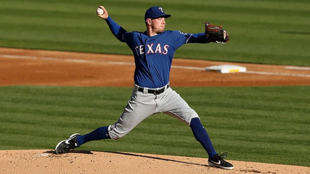 Rangers Release Sampson, Who Plans to Pitch in South Korea