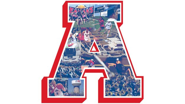Allen is a One-School Town; How It Got Big and Stays Big