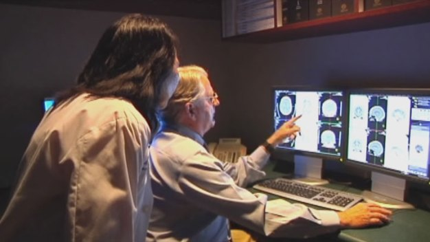 Test Helps Diagnose Alzheimer's Disease