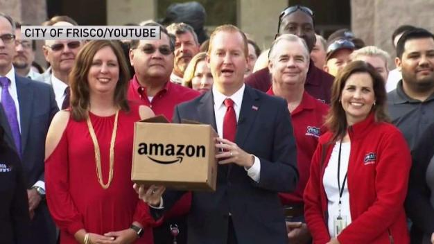 North Texas Touts Possible Locations for Second Amazon HQ