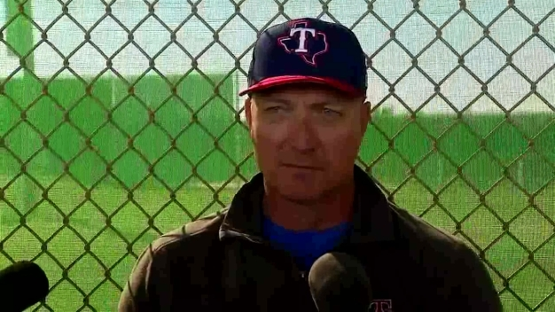 Banister Shares His Message to the Team Ahead of Spring Training