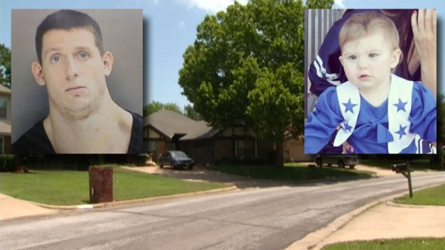 Arlington Man Sentenced for Stomping Baby to Death