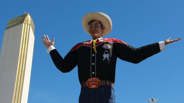 Big Tex Wants You... to Work at the State Fair of Texas