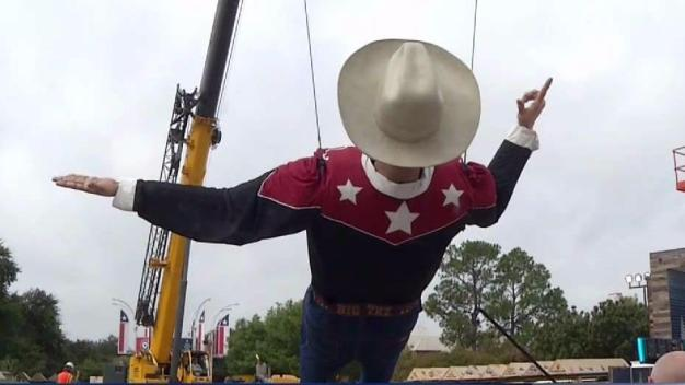 Big Tex Returns to Fair Park Friday