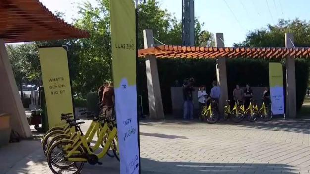 Bike-share Company Ofo Packs Up and Leaves Dallas