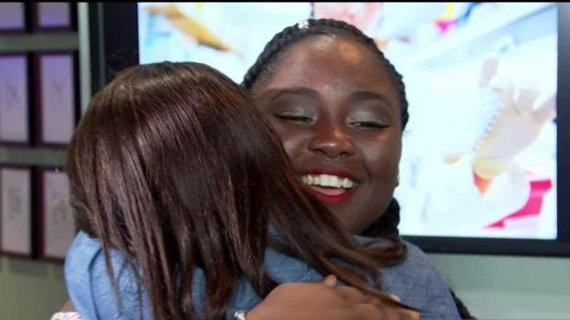 Dallas Teen Meets Life-Changing Bone Marrow Donor