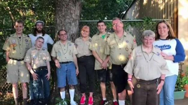 Boy Scout Troop's Camping Trailer Stolen