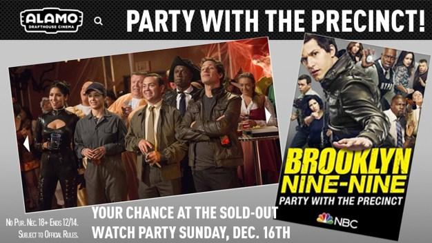 Brooklyn Nine-Nine Watch Party