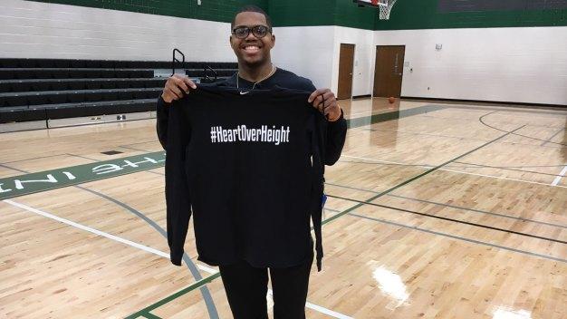 SMU Basketball Commit Returns to Hardwood After Stroke