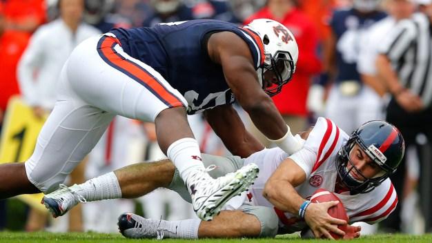 Scouting the NFL Draft: Auburn EDGE Carl Lawson