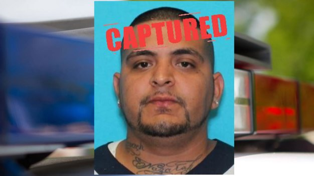 Gang Member on TX 10 Most Wanted Sex Offender List Caught