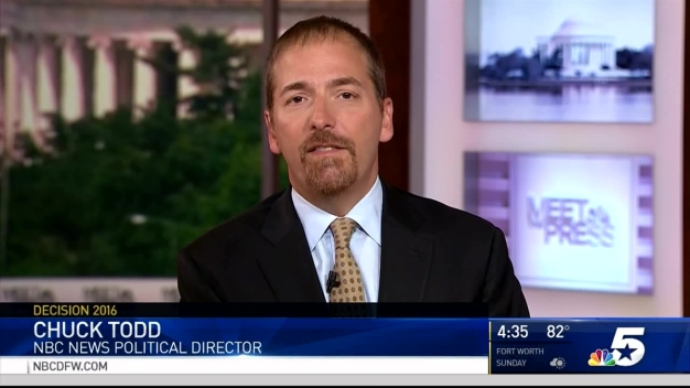 Chuck Todd Talks Decision 2016