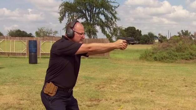 North TX Pastor Packs a Pistol to Help Protect His Flock