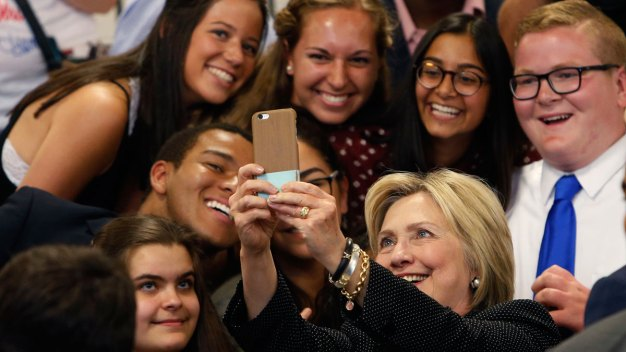 Contest Winner to Nominate Clinton at Convention
