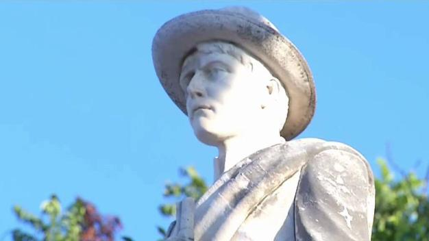 Group Asks for Relocation of Confederate Statue in Denton