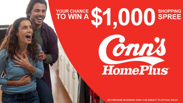 Conn's HomePlus Sweepstakes