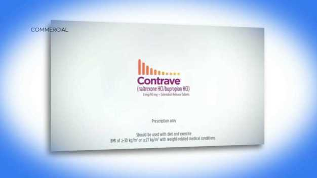 New Ads For Contrave Weight Loss Pill}