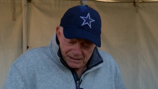 """It's Humbling"": Jerry Jones as a Hall of Fame finalist"