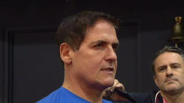 Mavs' Cuban Says America Was Built on Disagreements