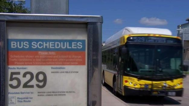 Poverty Task Force Opposes Proposed DART Fare Increase
