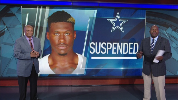 The Cowboys David Irving Suspended… Again!