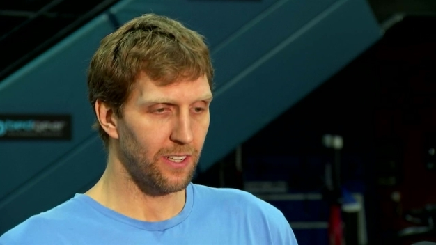 Dirk Nowitzki Talks Basketball Future