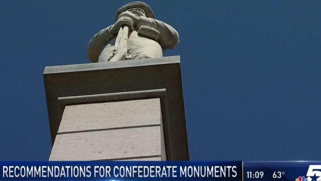 The Fate of Dallas' Confederate Monument